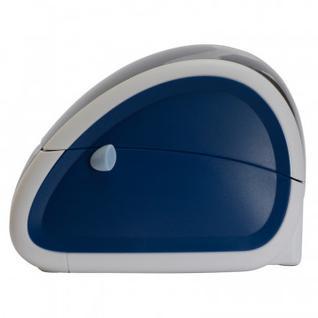 Принтер этикеток MPRINT LP58 EVA RS232-USB, бело-голубой_4524