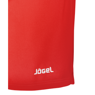Шорты баскетбольные Jögel Jbs-1120-021, красный/белый, детские размер YL