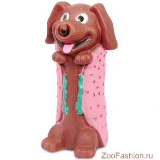 """Игрушка для собак """"Хот-Дог"""" (15см)"""