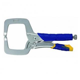 Щипцы-зажим Irwin С тип 6R/150 мм раскрытие 54 мм, мягкие быстро разжимные рукоятки