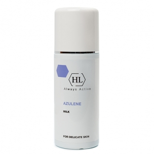 Holy Land Azulene milk - Очищающее молочко для лица