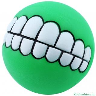 "Мяч для собак ""Улыбка"" 1шт. ( )"
