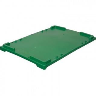 Крышка универсальная для ящиков, 600х400х20мм (арт.506)_зеленая