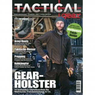Made in Germany Журнал Tactical Gear 02/2018