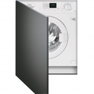 Встраиваемая стиральная машина Smeg LSTA147S