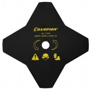 Нож для жесткой травы CHAMPION 4/230/20 C5154