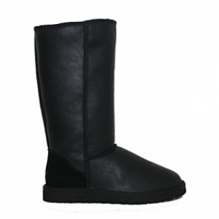 UGG Australia Classic Tall Metallic Black