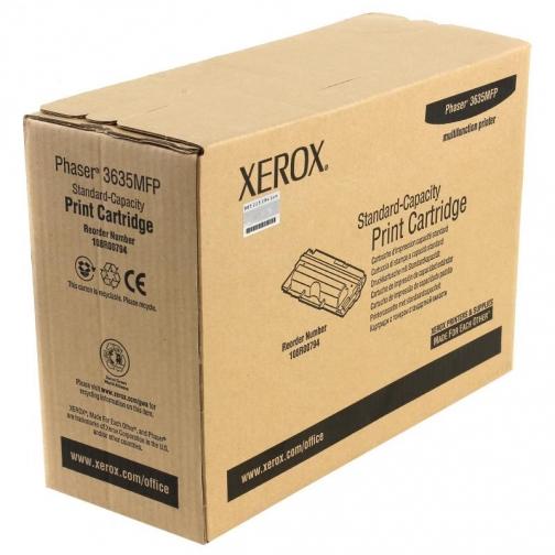 Оригинальный картридж Xerox 108R00794 для Xerox Phaser 3635MPF/S, 3635MPF/X (черный, 5000 стр.) 1252-01 852106