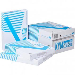 Бумага для ОфТех KYM LUX Classic (А3,80г,150%CIE) пачка 500л.