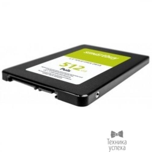 Smart buy Smartbuy SSD 512Gb Puls SB512GB-PULS-25SAT3 SATA3.0, 7mm 36977837