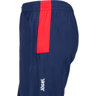 Костюм парадный Jögel Jls-4401-921, полиэстер, темно-синий/красный/белый размер L