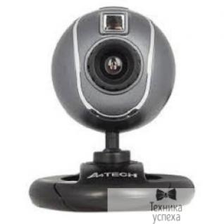A-4Tech A4Tech PK-750G Web-камера USB 2.0 серо-черный