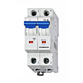 Автоматический выключатель BM017204 ШРАК / Schrack 4A