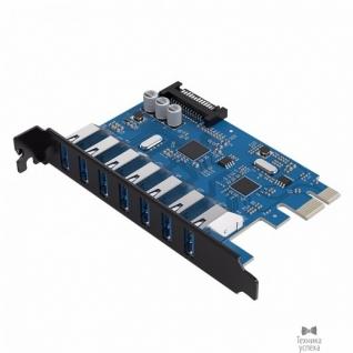 Orico ORICO PVU3-7U Контроллер PCI-E