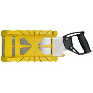 Пластиковое стусло с ножовкой Stanley 1-19-800