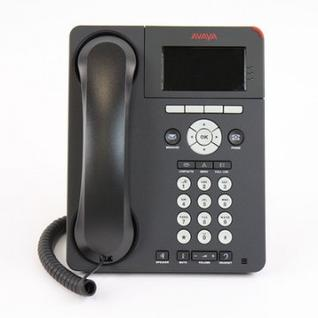 IP-телефон Avaya IP PHONE 1603SWi BLK (700458524, 700508258)