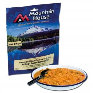 Курица Mountain House с рисом в сладко-кислом соусе, большая упа