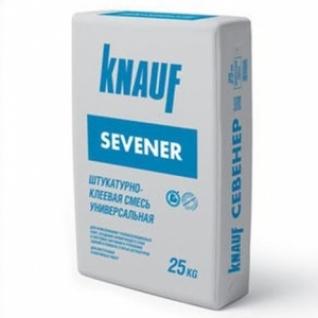 Смесь монтажная Кнауф Севенер штукатурно-клеевая смесь /25,0 кг/ (36 шт на поддоне)