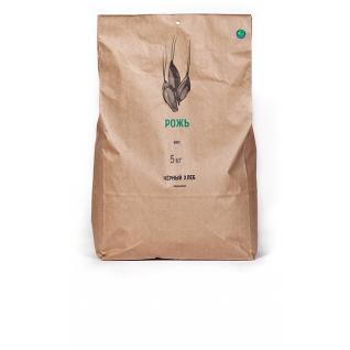 Рожь БИО для проращивания, пакет 5 кг