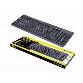 Клавиатура RITMIX RKB-255W, беспроводная, USB