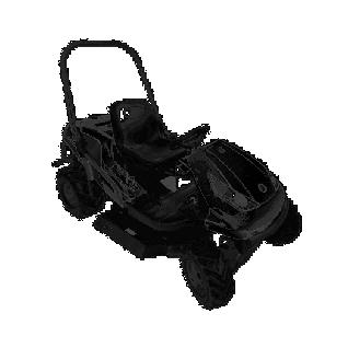 Садовый трактор Oleo-Mac APACHE 92 4х4 EVO