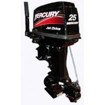 Подвесной лодочный мотор MERCURY ME JET 25ML