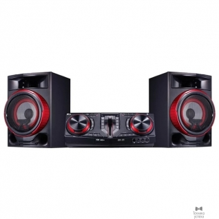 Lg LG CJ87 черный 2350Вт/CD/CDRW/FM/USB/BT