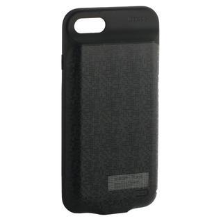 Аккумулятор-чехол внешний Baseus Plaid Backpack Power Bank Case 5000 mAh (ACAPIPH7-LBJO1) для iPhone 8/ 7 (4.7) черный