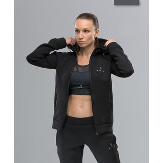Женская спортивная толстовка Fifty Intense Pro Fa-wj-0101, черный размер XS