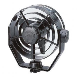 Hella Marine Вентилятор двухсторонний черный Hella Marine Turbo 8EV 003 361-012 24 В 6,5 Вт
