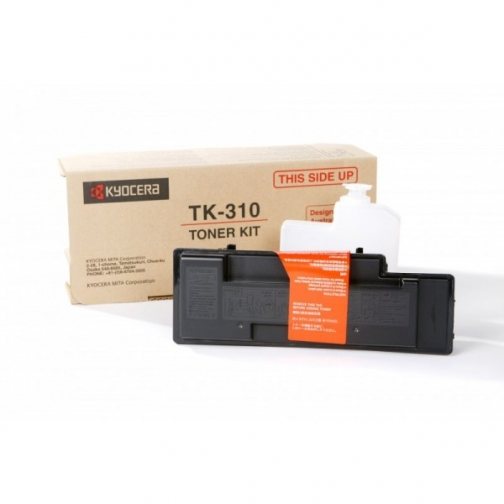 Картридж TK-310 для Kyocera FS-2000, FS-3900DN, FS-4000 (черный, 12000 стр.) 1293-01 852478 1