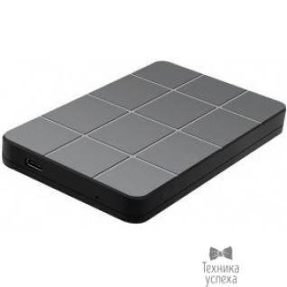 "AgeStar AgeStar 3UB2P1C USB 3.0 Внешний корпус 2.5"" SATAIII HDD/SSD пластик, чёрный"