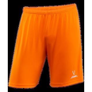 Шорты футбольные Jögel Camp Jft-1120-o1, оранжевый/белый размер L