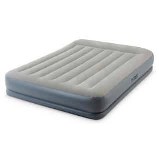 "Матрас Intex 64150 флокир.""queen Pillow Rest Classic Airbed With Fiber-tech Bip"",эл/н220v,203х152х25"