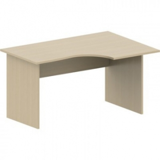 Мебель IN Рондо Стол письмен СТ3-14R(1) береза 1400х900х76