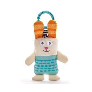 """Развивающие игрушки для малышей TAF TOYS Taf Toys 11845 Таф Тойс Подвеска """"Кролик"""""""
