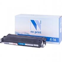 Совместимый картридж NV Print NV-E-16 (NV-E16) для Canon FC-2xx, 3xx, 530, 108, 208, PC-7xx, PC-8xx 21095-02