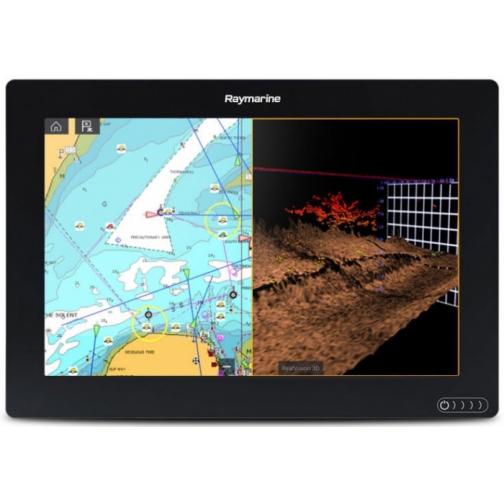 Эхолот-картплоттер Raymarine Axiom 12 без датчика (E70369) 36981618
