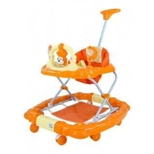 Ходунки Tizo WT413 (3в1) оранжевый