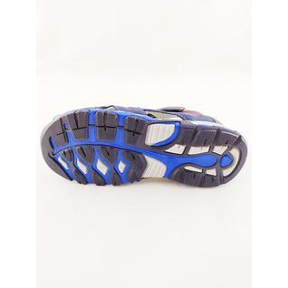 A10630 туфли открытые для мальчика синий Капитошка р.26-31 (31)