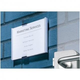 Информационное оборудование Табличка Durable Info Sign 210х148,5мм настенна