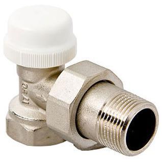 """Клапан термостатический для рад. угловой 1/2""""VT.031.N.04 VALTEC"""