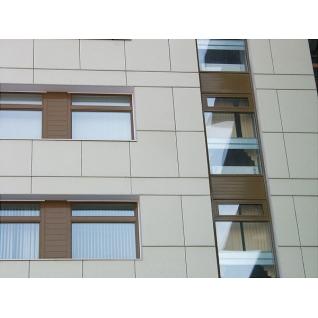Панели для фасадов на основе ФЦПО нешлифов. 3000*1500*8