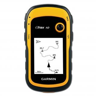 Garmin Навигатор Garmin eTrex 10 ГЛОНАСС - GPS