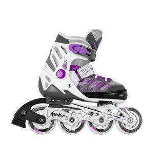 Роликовые коньки Maxcity Punto Violet размер 31-34