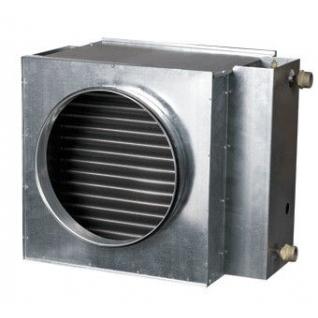 Канальный водяной нагреватель НКВ 200-2