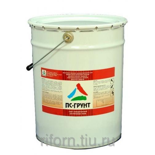 «ПС-Грунт» — грунтовка для бетонных полов 8987