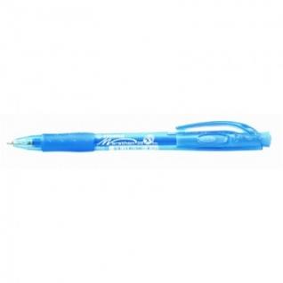 Ручка шариковая STABILO Marathon 318/41, авт.синий 0,3 мм Германия
