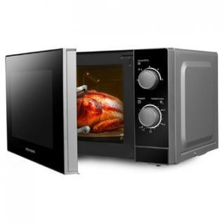 Микроволновая печь REDMOND RM-2001, 700Вт, 20л,механическое управление