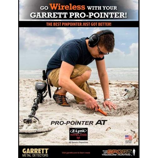 Пинпоинтер Garrett Pro-Pointer AT Z-Lynk Garrett 36991124 1